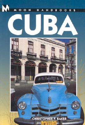 Image for Moon Handbooks Cuba: Second Edition