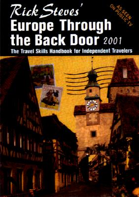 Image for Rick Steves' 2001 Europe Through the Back Door (Rick Steves' Europe Through the Back Door)