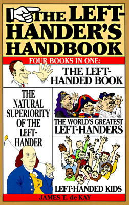 Image for The Left-hander's Handbook