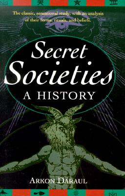Image for SECRET SOCIETIES - A History