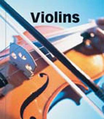 Image for Violins (Music Makers)