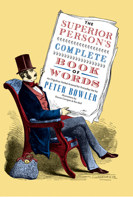 Image for The Superior Person's Complete Book of Words