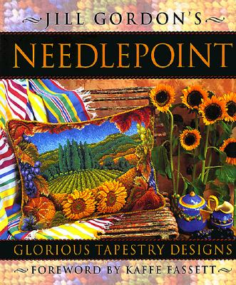 Image for Jill Gordon's Needlepoint: Glorious Tapestry Designs