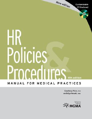 Image for HR Policies & Procedures Manual for Medical Practices with CDROM