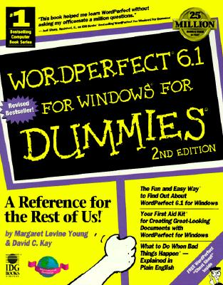 Image for WordPerfect 6.1 For Windows For Dummies