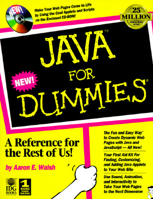 Image for Java for Dummies