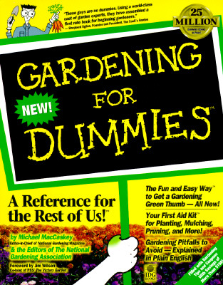 Image for Gardening for Dummies (For Dummies Series)