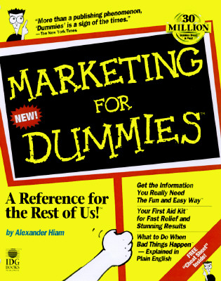 Image for Marketing For Dummies