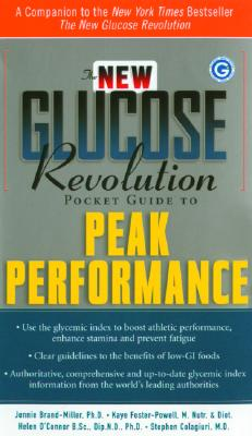 Image for The New Glucose Revolution Pocket Guide to Peak Performance