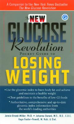 Image for The New Glucose Revolution Pocket Guide to Losing Weight