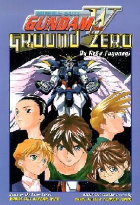 Image for Gundam Wing: Ground Zero