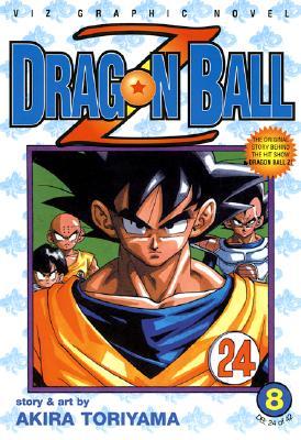 Image for Dragon Ball Z, Vol. 8