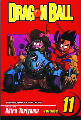 Dragon Ball, Vol. 11, Toriyama, Akira