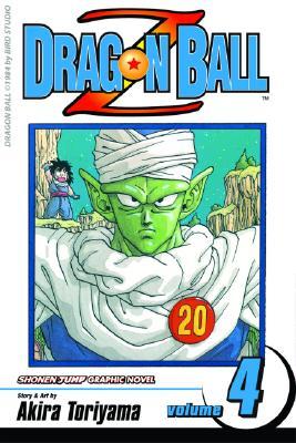 Dragon Ball Z, Vol. 4, Toriyama, Akira