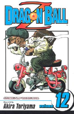 Dragon Ball Z, Vol. 12, Toriyama, Akira; Toriyama, Akira [Illustrator]