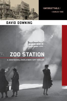 Image for Zoo Station (A John Russell WWII Spy Thriller)