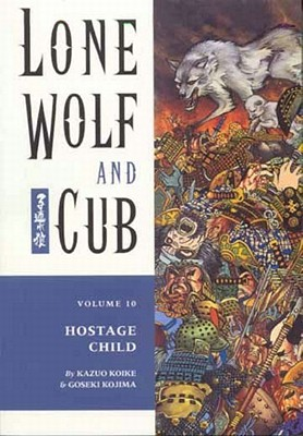 Image for LONE WOLF AND CUB 10