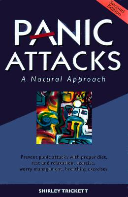 Image for Panic Attacks: A Natural Approach, Second Edition