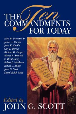 Image for Ten Commandments for Today