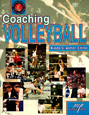 Image for Coaching Volleyball