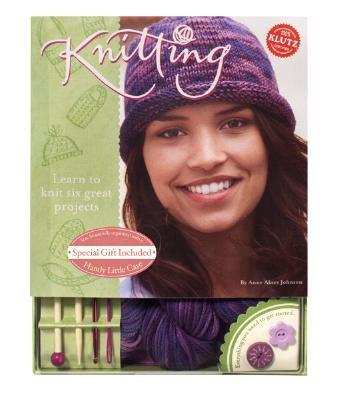 Image for Knitting: Learn to Knit Six Great Projects with Other and Button (Klutz)