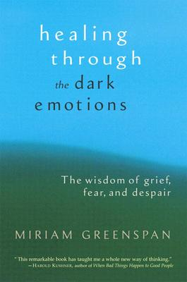 Image for Healing Through the Dark Emotions: The Wisdom of Grief, Fear, and Despair