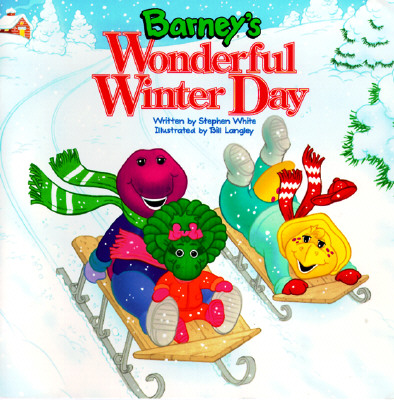 Image for Barney's Wonderful Winter Day