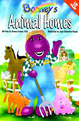 Image for Animal Homes (Barney)