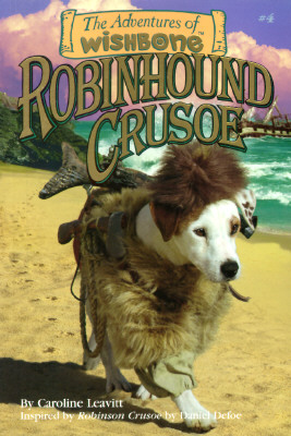 Image for Robinhound Crusoe (The Adventures of Wishbone #4)