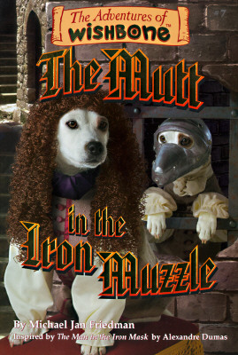 Image for Mutt in the Iron Muzzle (Adventures of Wishbone)