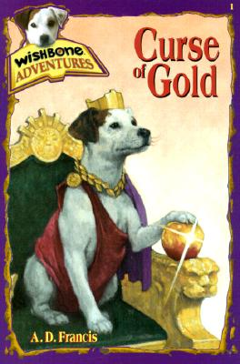 Image for Curse of Gold (Adventures of Wishbone)