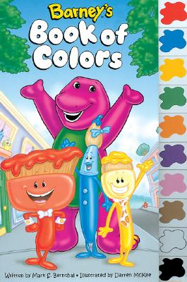 Image for Barney's Book Of Color (tab)