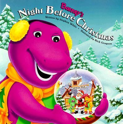 Barneys Night Before Christmas, STEPHEN WHITE, RICK GRAYSON