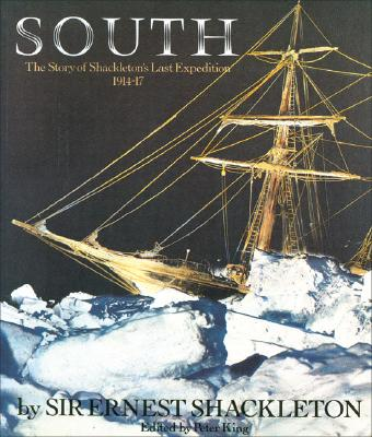 Image for SOUTH : THE STORY OF SHACKLETON'S LAST E