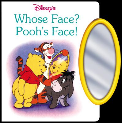 Image for Whose Face? Pooh's Face! (Busy Book)