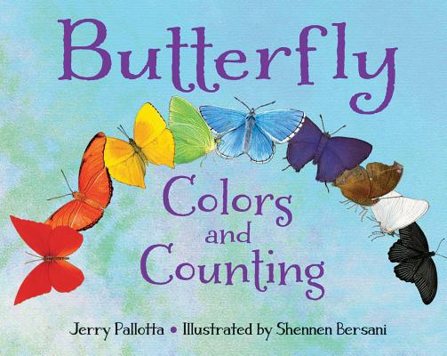 """Butterfly Colors and Counting, """"Pallotta, Jerry"""""""