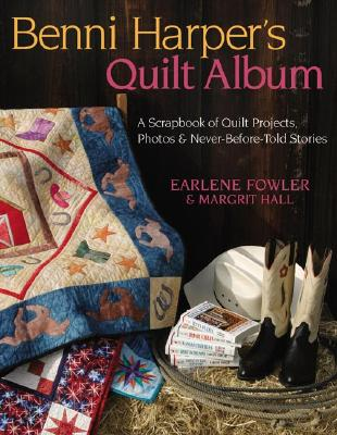 Image for Benni Harper's Quilt Album: A Scrapbook Of Quilt P