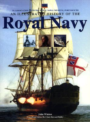 Image for An Illustrated History of the Royal Navy