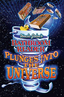 Image for BATHROOM READER PLUNGES INTO THE UNIVERSE