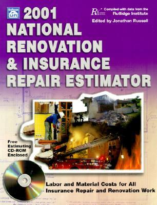 Image for 2001 National Renovation & Insurance Repair Estimator
