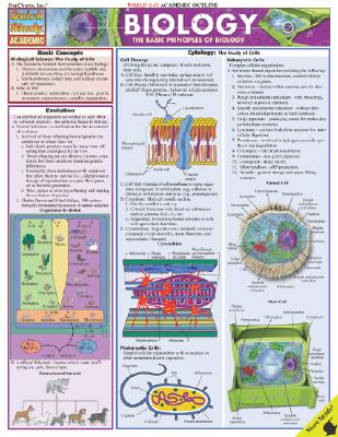 Image for Biology (Quickstudy Reference Guides - Academic)