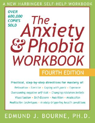 Image for Anxiety & Phobia Workbook.