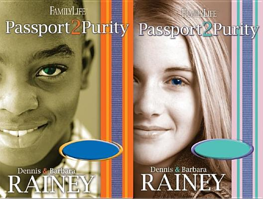 Image for Passport 2 Purity - Box Set Parent Manual, Adventure Journal, 5 CD's
