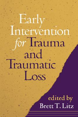 Image for Early Intervention for Trauma and Traumatic Loss