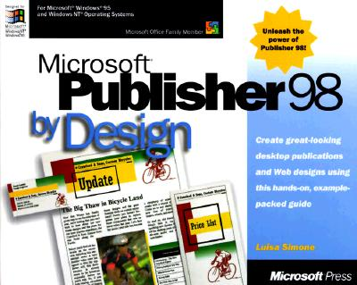 Image for Microsoft Publisher 98 by Design
