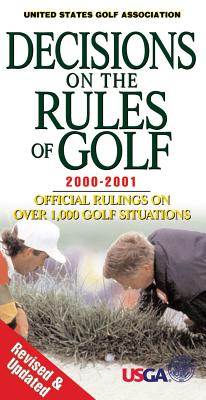Image for Decisions on the Rules of Golf
