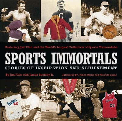 Image for Sports Immortals: Stories of Inspiration and Achievement
