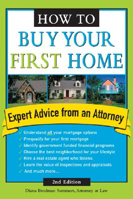 Image for How To Buy Your First Home, Second Edition