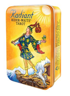 Image for Radiant Rider-Waite in a Tin