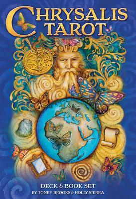 Image for Chrysalis Tarot Deck and Book Set